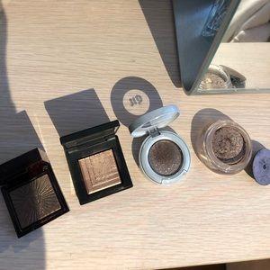 Eyeshadow Bundle - Charlotte Tilbury / NARS etc